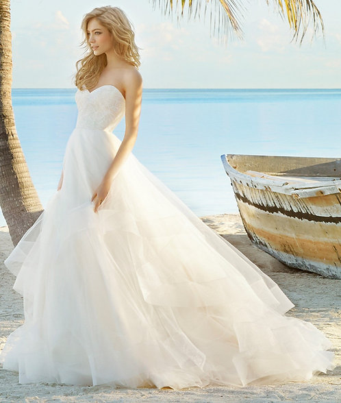 Hayley Paige Ball Gown