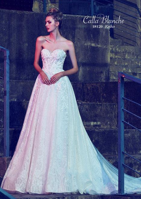 Calla Blanche 'Keiko' Gown