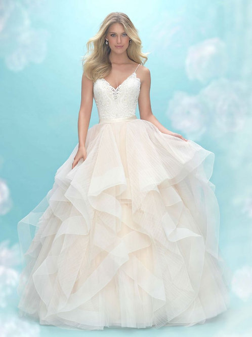 Allure '9450' Gown