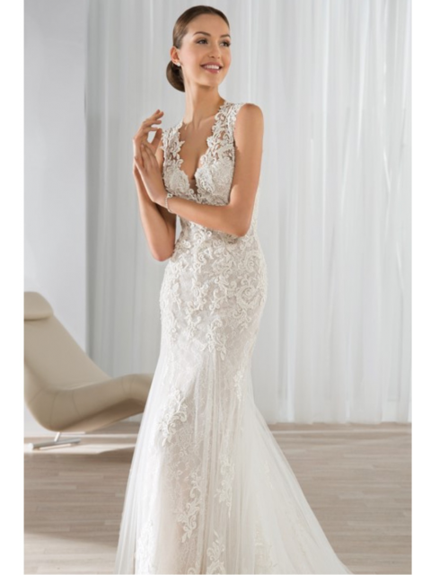 Demetrios '595' Gown