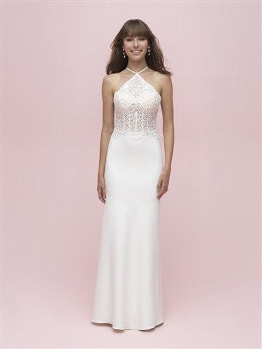 Allure '3203L' Gown