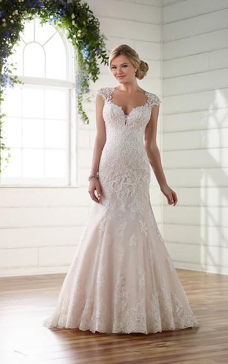 Essence Plus Size 'D2262' Gown