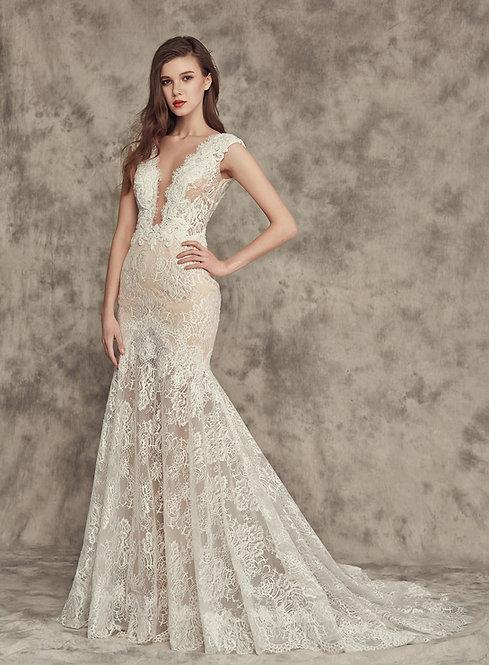 Calla Blanche 'Bella' Gown