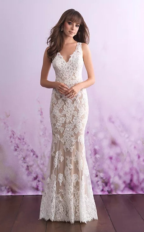 Allure '3108' Gown