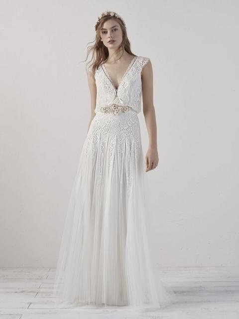 Pronovias 'Eco' Gown