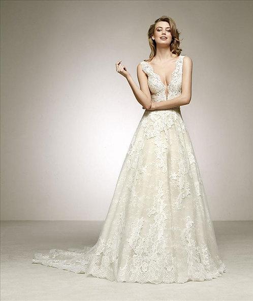 Pronovias 'Devany' Gown