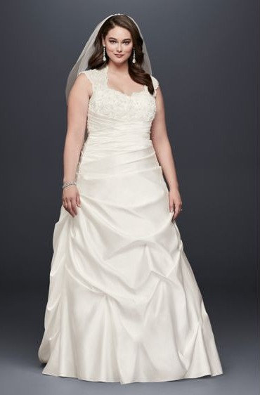 Classic Plus Size Gown