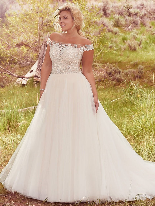 Maggie Sottero 'Montgomery' Gown