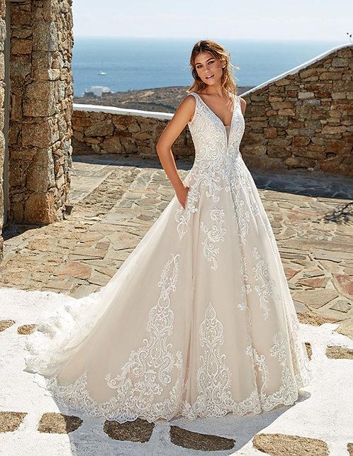 Eddy K 'Iris' Gown