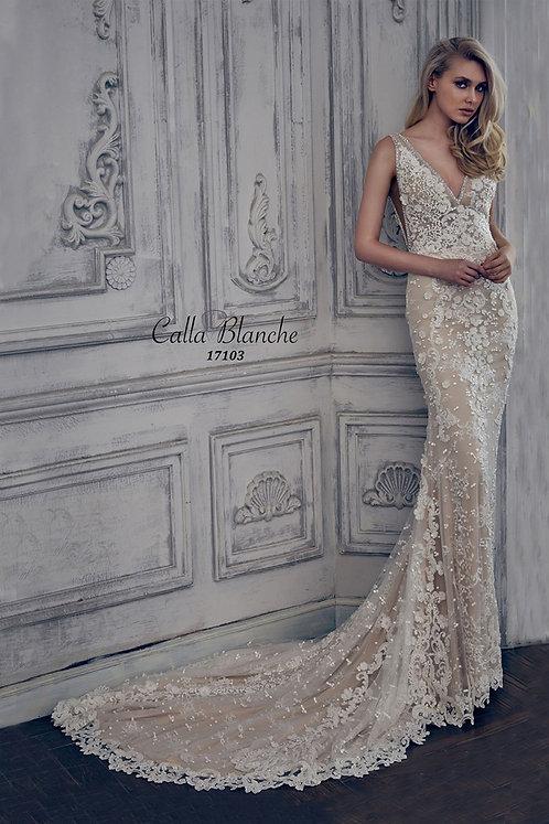 Calla Blanche 'Reina' Gown