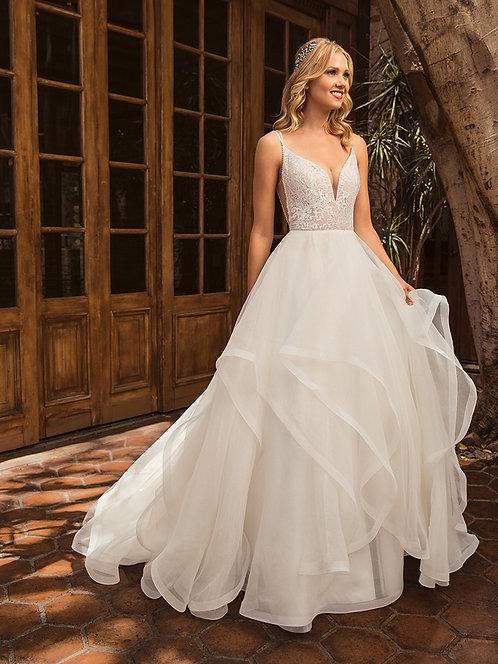 Casablanca 'Kinsey' Gown