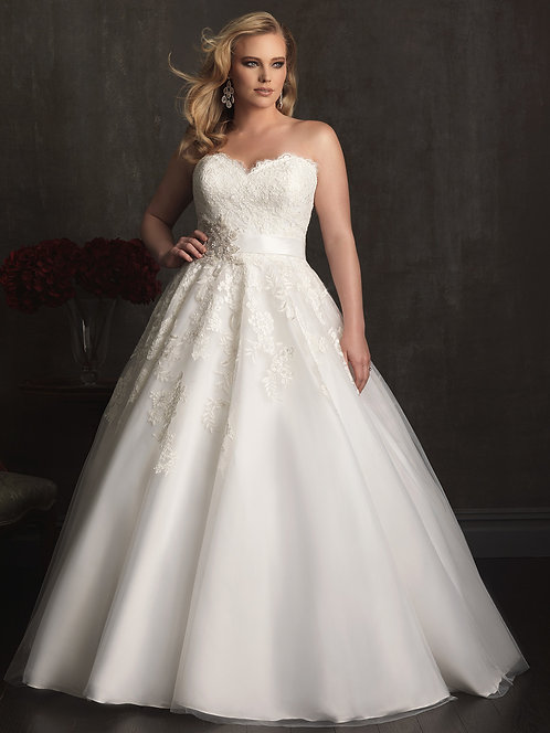 Allure Romance Ball Gown