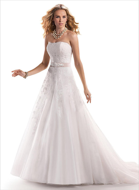 Maggie Sottero 'Nadia' Gown