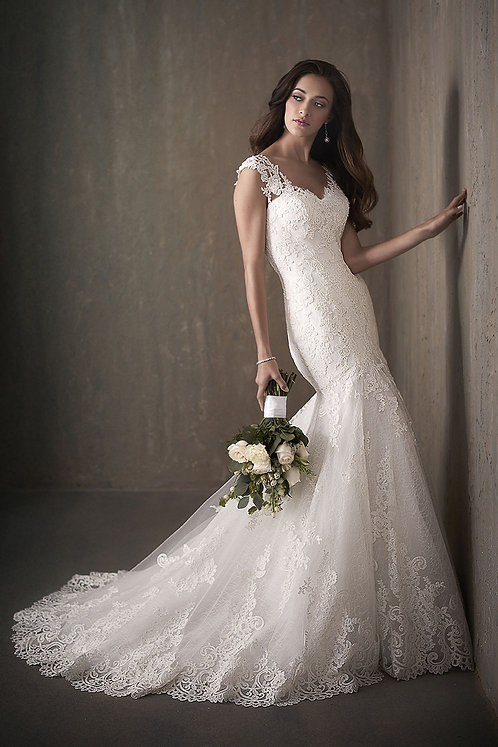 Adrianna Papell 'Sophia' Gown