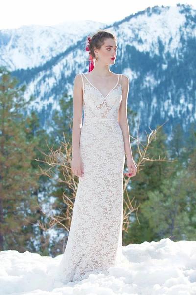 Willow by Watters 'Derica' Gown
