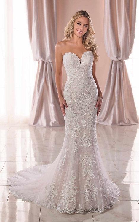 Stella York '6814' Gown