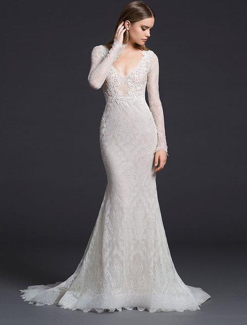 Lazaro '3652' Gown
