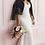 Thumbnail: Boho Lace Sheath Gown