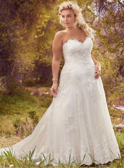 Maggie Sottero 'Laverna' Gown