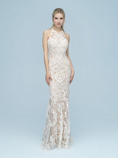 Allure '9604' Gown