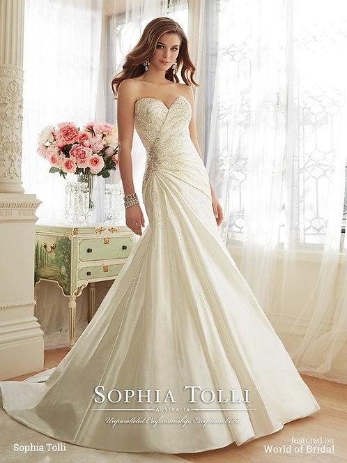 Sophia Tolli 'Basilia' Gown