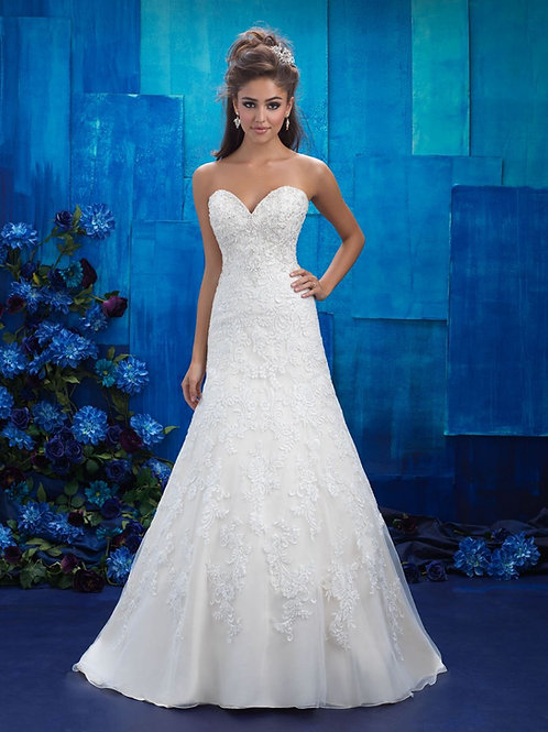Allure '9420' Gown