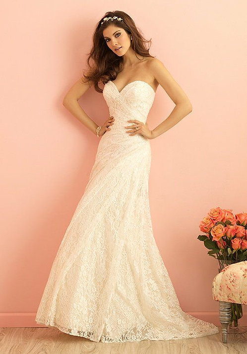 Allure '2854' Gown