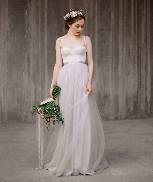 Icidora Tulle Gown