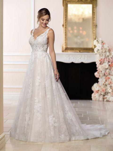 Stella York '6603' Gown