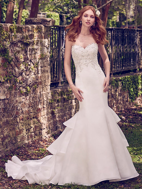 Maggie Sottero 'Quintyn' Gown