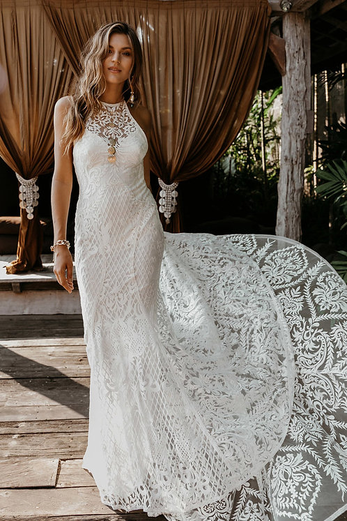 Lovers Society 'Reef' Gown