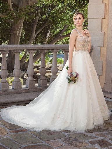 Casablanca '2316' Gown