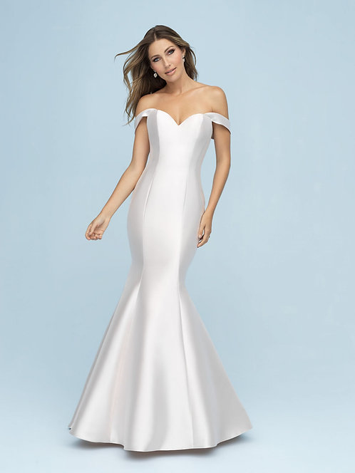 Allure '9608' Gown