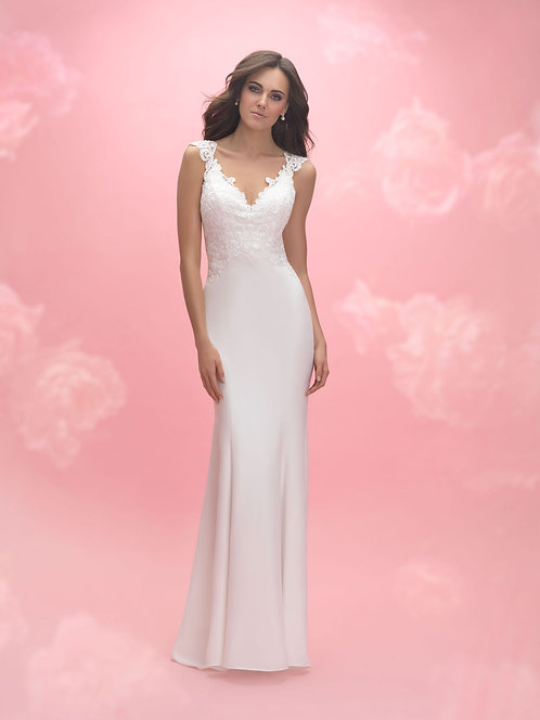Allure '3058' Gown