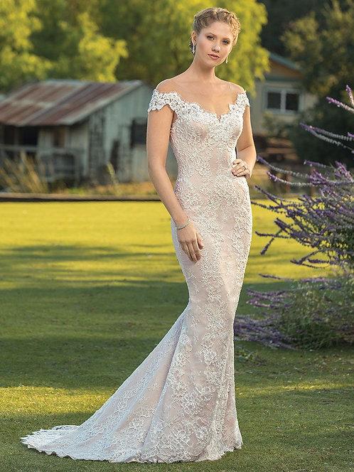 Casablanca 'BL279' Gown