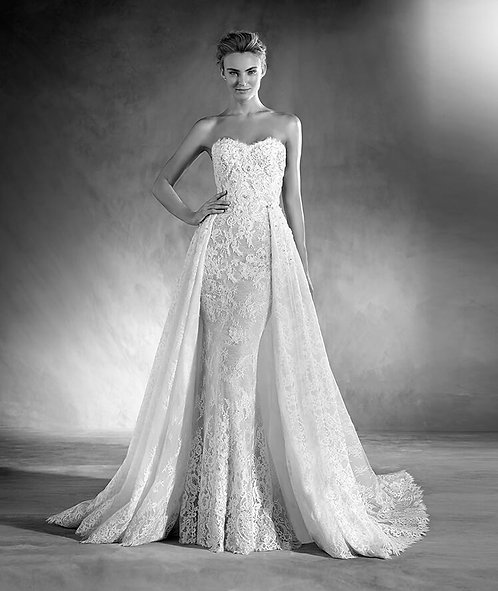 Pronovias 'Edith' Gown