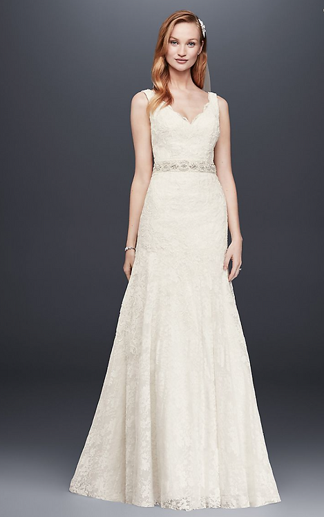 Jewel 'WG3757' Gown