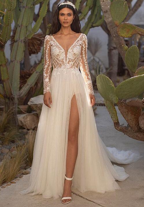 Pronovias 'Hedren' Gown