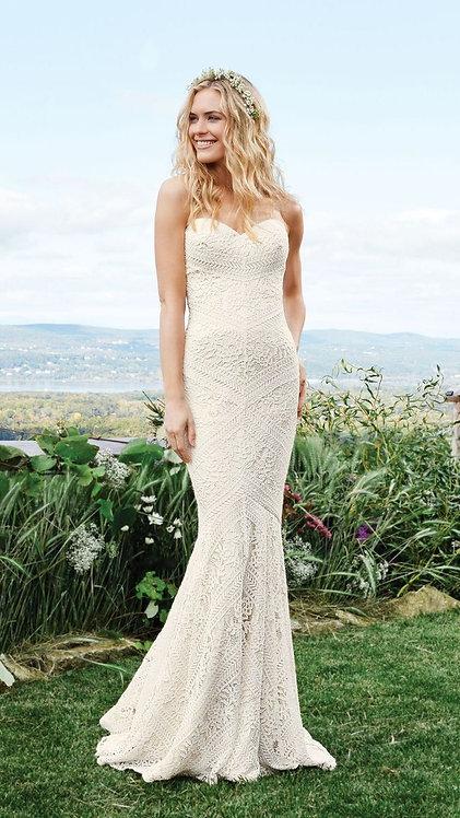 Lillian West Boho Gown