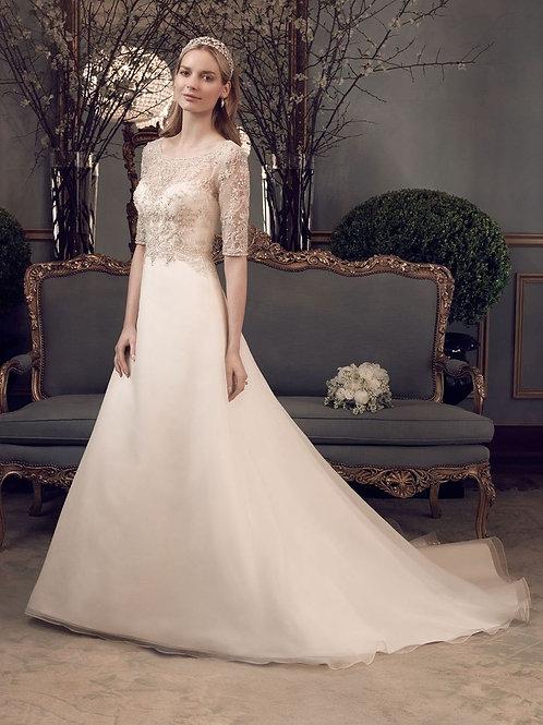 Casablanca '2162' Gown