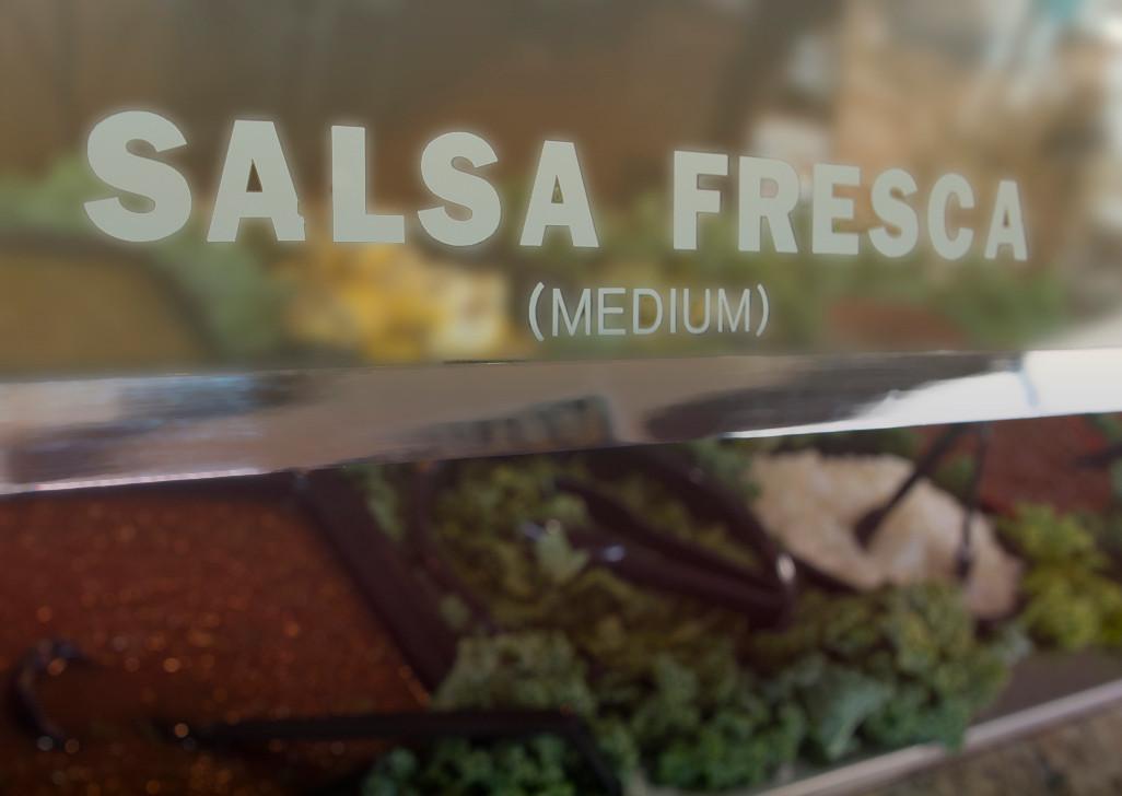 Salsa Bar Fresca
