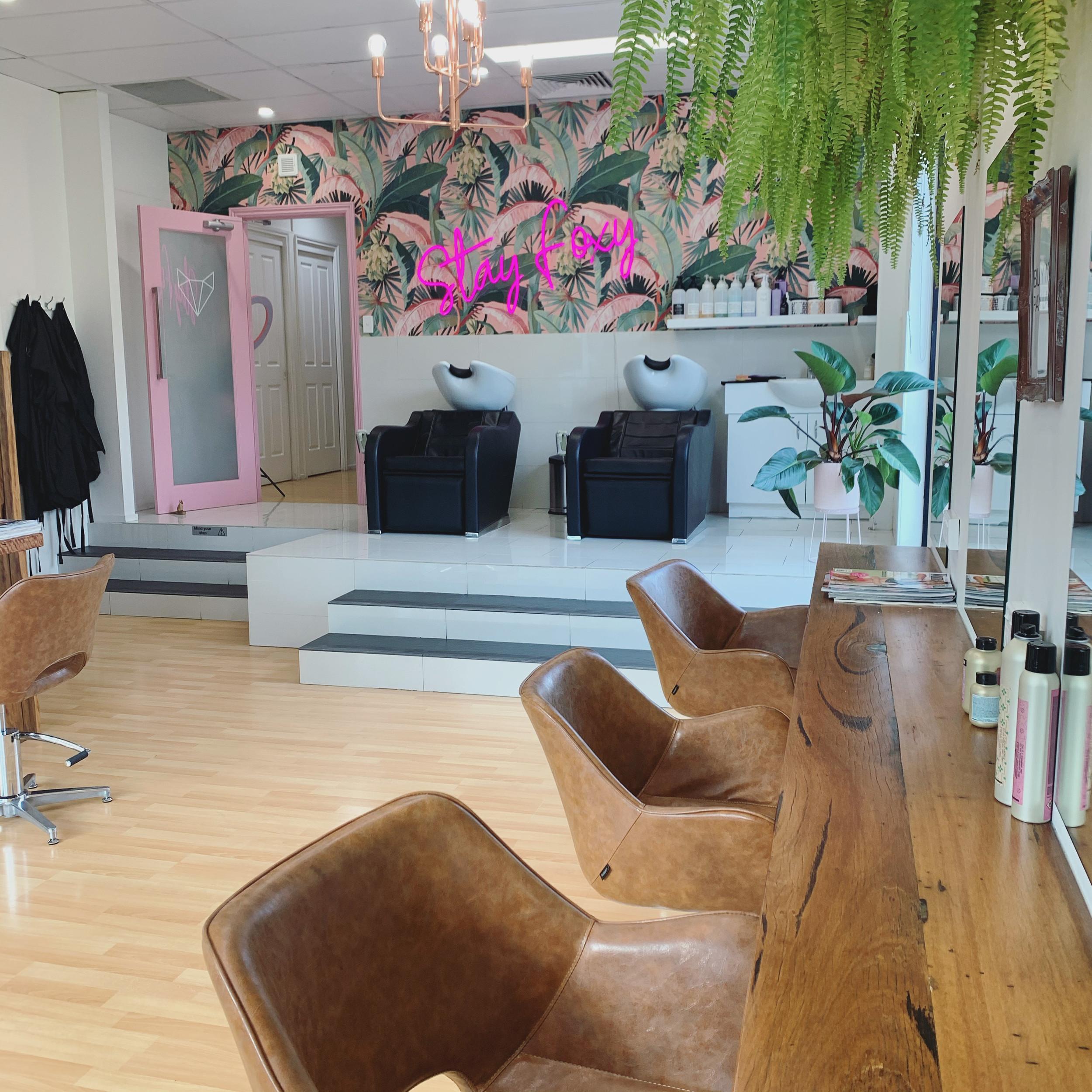 Hair And Beauty Salon Copper Fox Hair And Beauty East Gosford