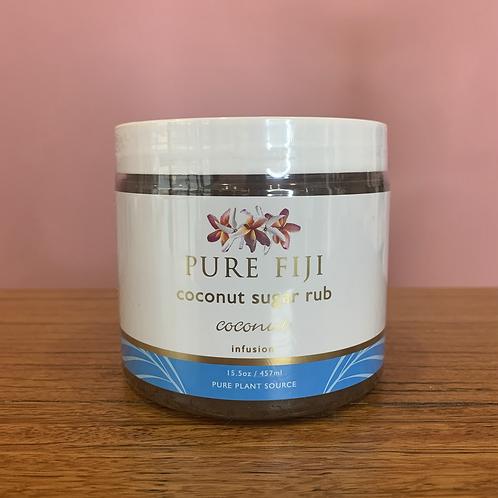Sugar Rub Coconut