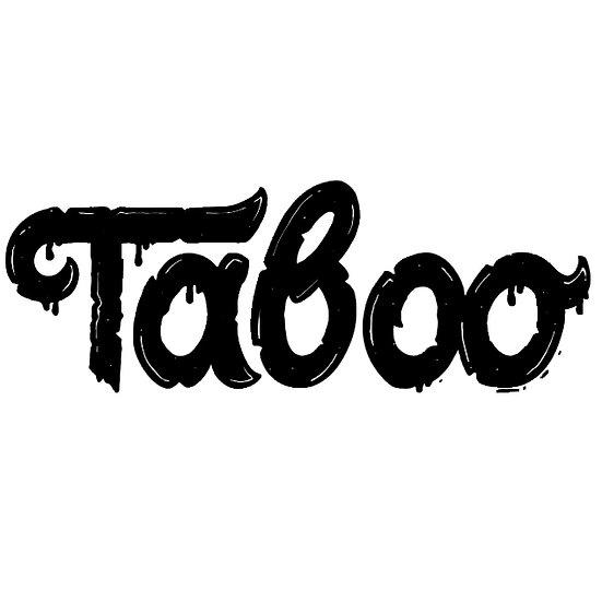 Taboo 60ml. 3mg.