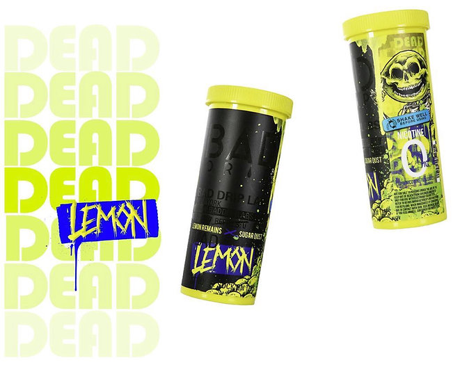 Dead Lemon by Bad Drip