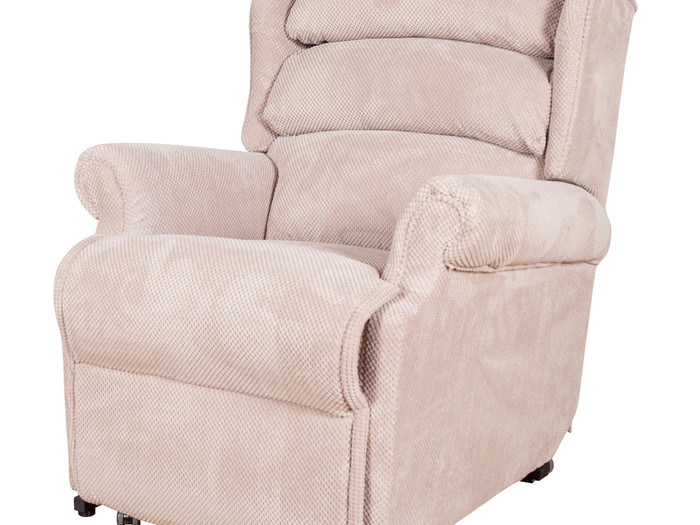 Hampton twin motor rise and recline chair