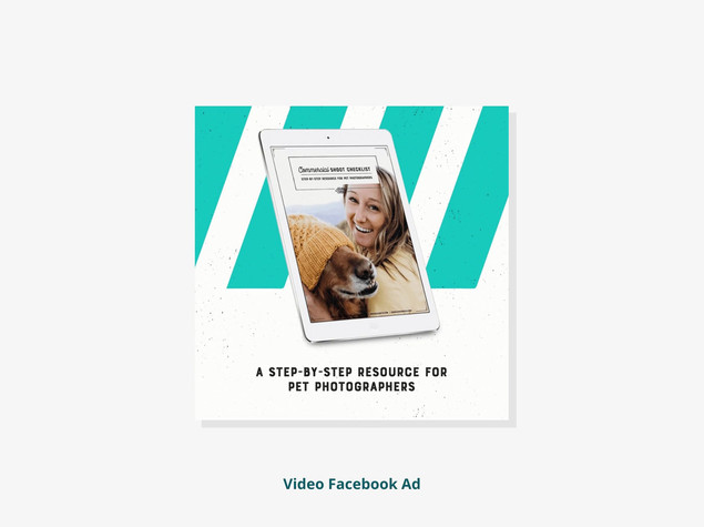 Video Facebook Ad
