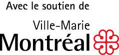 Logo Ville-Marie - Avec le soutien - Cou