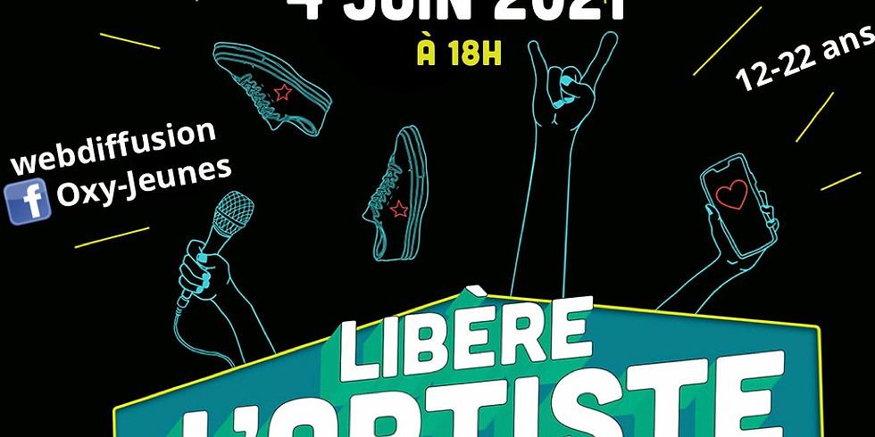 Spectacle Oxy-Jeunes 4 juin 2021 - en webdiffusion