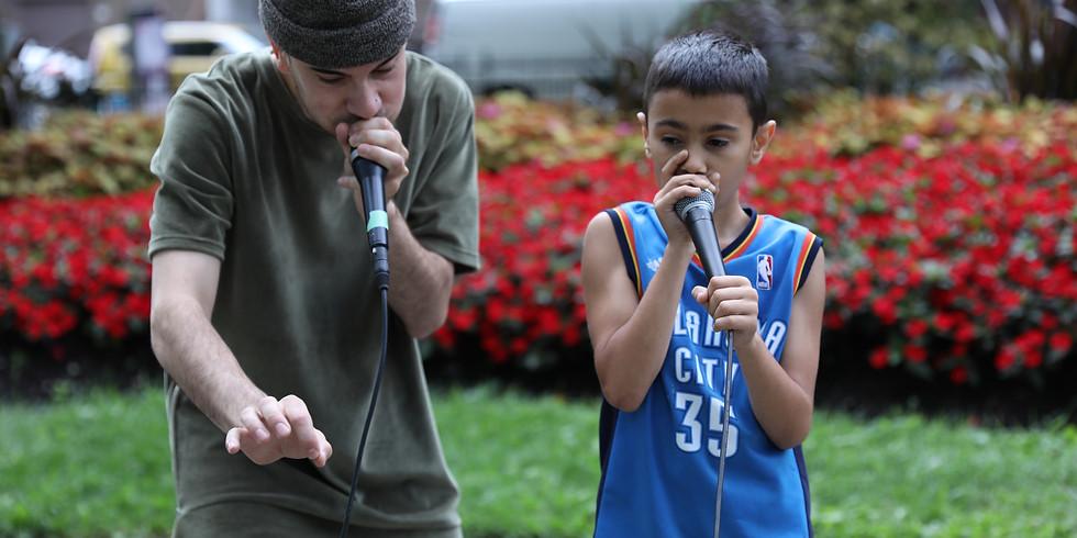 Premier championnat Junior de Beatbox du Québec